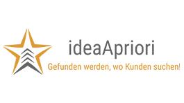 ideaApriori - Webseiten - SEO - Online Shops